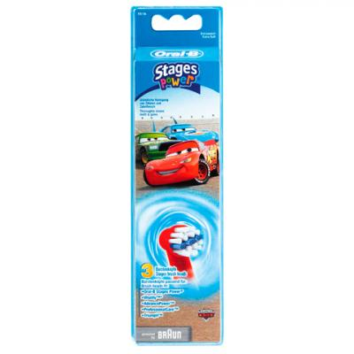 Recambio Cepillo Infantil Stages Power Kids (3uds) Modelo Coches