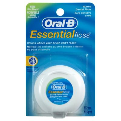 Seda Dental Essential Floss con Cera sabor Menta (50m)