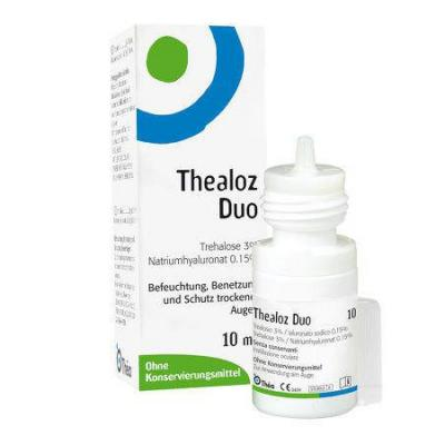 Thealoz® Duo contra Sequedad Ocular (10ml)