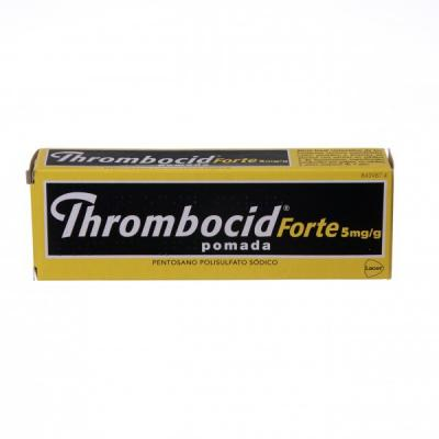 THROMBOCID FORTE 5mg/g POMADA (60g)