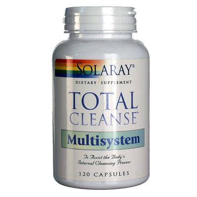 Total Cleanse Multisystem (120 caps)