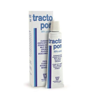 TRACTOPON 30% Urea - Sequedad de Pies, Codos, Rodillas y Manos (40ml)