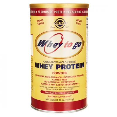 Whey To Go Chocolate (454g)