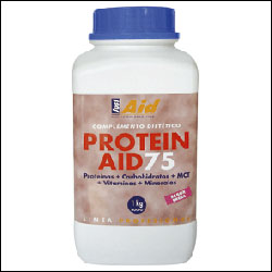 Protein Aid 75 Chocolate 1 kg.