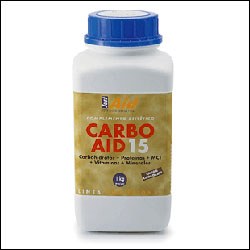 Carbo Aid 15 Chocolate 3 kg.