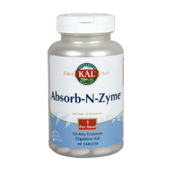 Absorb-N-Zyme (90caps)