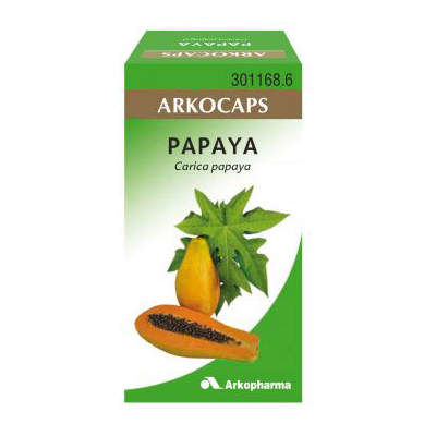 Arkocapsulas Papaya (50caps)