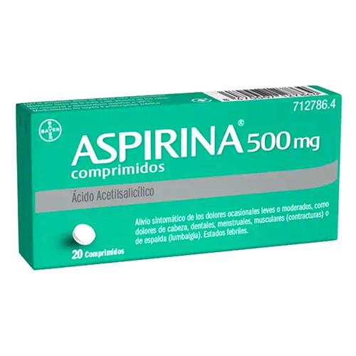 Resultado de imagen de aspirina