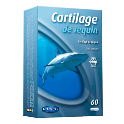 CARTILAGO DE REQUIN -Tiburón (60caps)