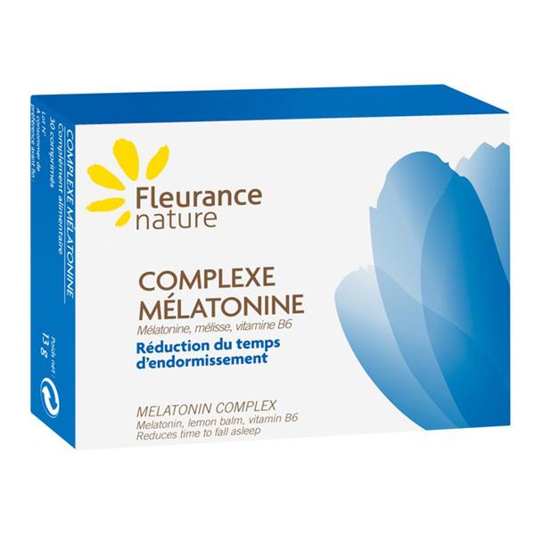 Fleurance nature complejo melatonina 30comp farmacia for Fleurance nature