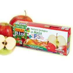 Fruttino Manzana (3 x 200 ml.)