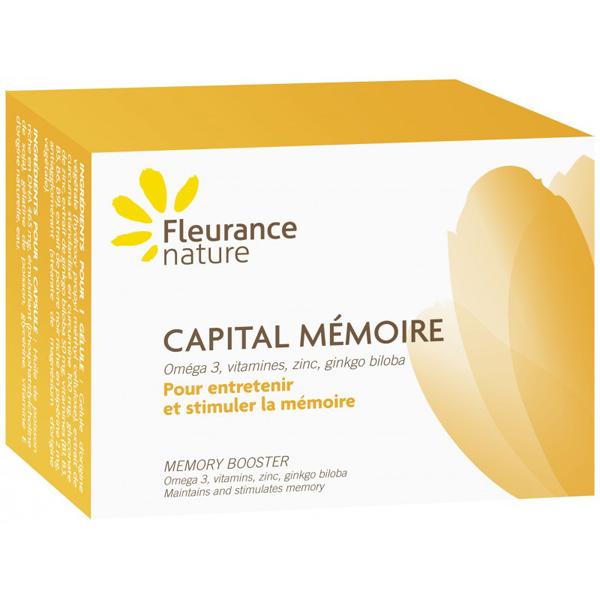 Fleurance nature memoria 60caps farmacia soler for Fleurance nature