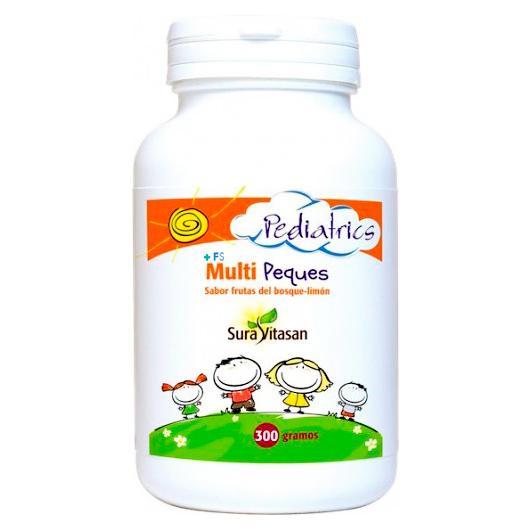 SURAVITASAN Multi Peques - Complejo Vitaminas y Minerales