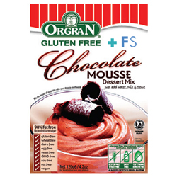 Mousse de Chocolate (120g)