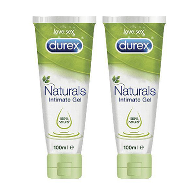 PACK DUPLO Naturals Intimate Gel  (2 UNIDADES x100ml)