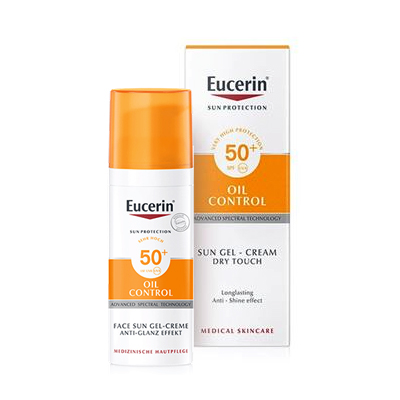 SUN GEL CREMA OIL DRY TOUCH SPF50+ (50ml)
