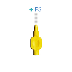 Cepillo Interdental Amarillo 0,7mm (6 uds.)