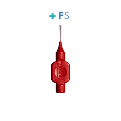 Cepillo Interdental Rojo 0,5mm (6 uds.)