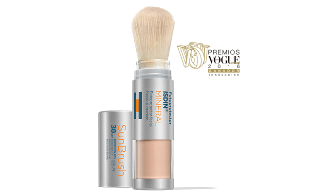 isdin fotoprotector sun brush mineral